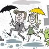 Gairah Kerja Ketika Hujan Turun