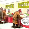 Sekilas Asal Usul Pensiun