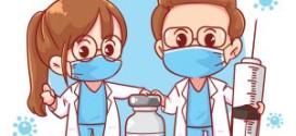 Vaksin : Cara Memaksimalkan Efikasi dan Meminimalkan Kipi