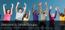 Bye Bye Yahoogroups???