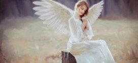 The Lady With An Angel Heart